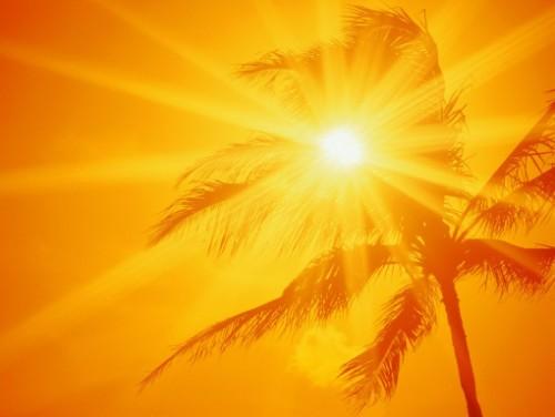 Sol en Hawaii
