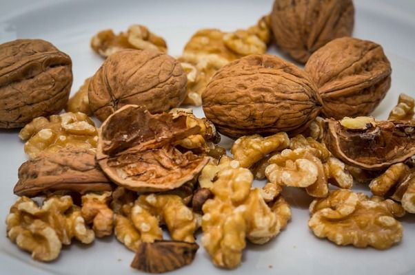 Alimentos contra la diabetes -nueces-