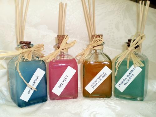 La aromaterapia el poder de los olores en el hogar - Ambientador con suavizante ...