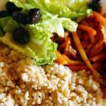 Cocina macrobiótica, fuente de salud