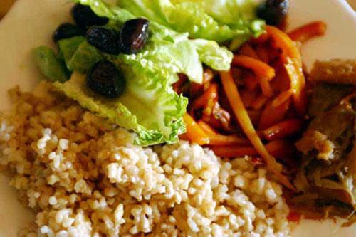 cocina macrobiotica