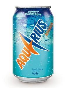 Buena hidratación en verano con Aquarius