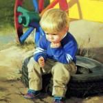 Depresión infantil, cuando nuestros niños sufren