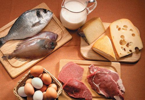 Zinc en la dieta